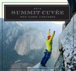 2010 Summit Cuvee Front