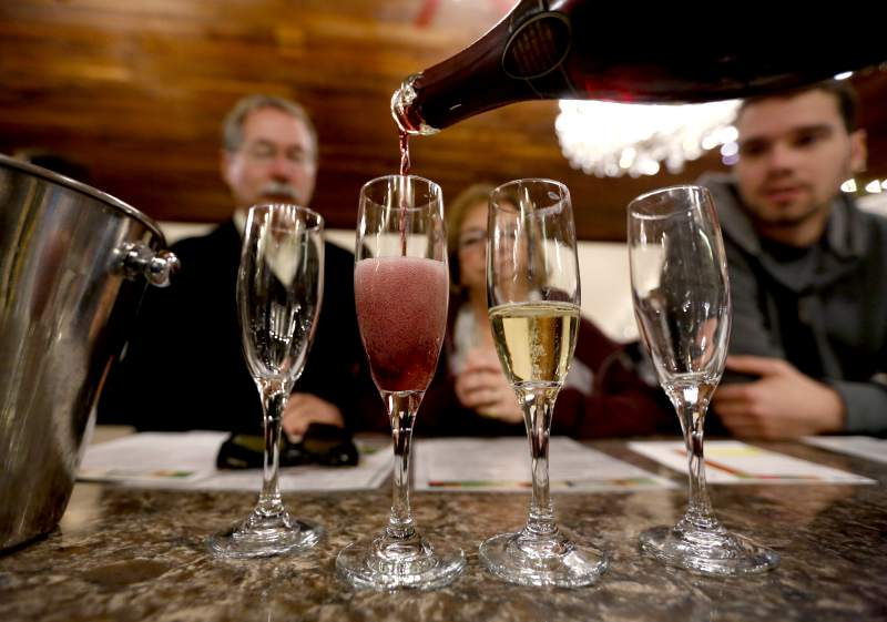 Sonoma County's Korbel, Natural Inaugural Pick For 9th Time